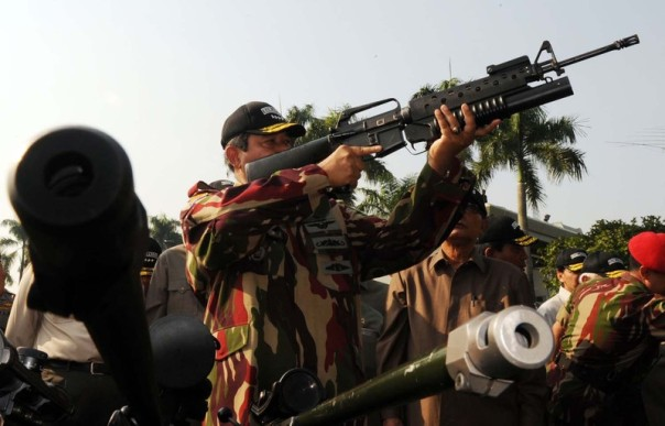 General SBY - Military approach will not solve Papua's problems