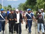 Gubernur NRFPB Tuan Daud Abon dan Ketua Dewan Adat Papua Wilayah II Saireri  - 2