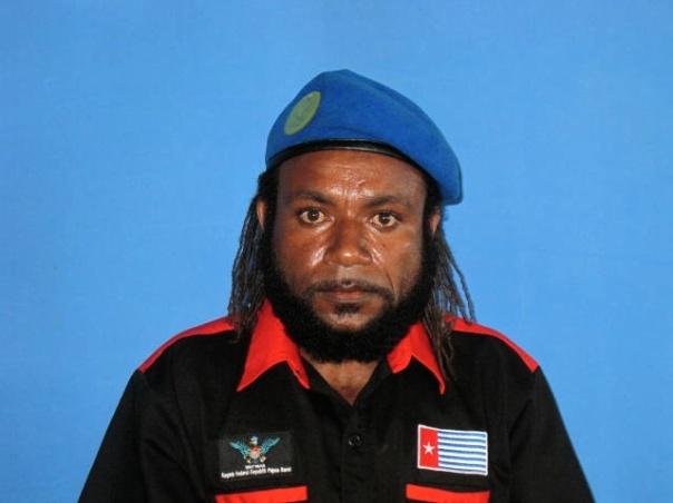 Dominikus Sorabut (photo: PW/West Papua Media)