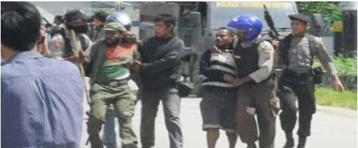 Yeimo-ditangkap