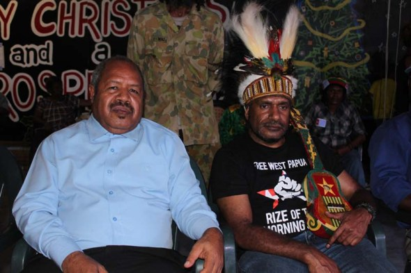 Papua New Guinea takes a regional lead in supporting a free West Papua