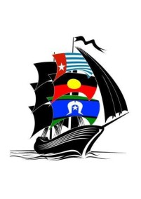 The Freedom Flotilla to West Papua logo