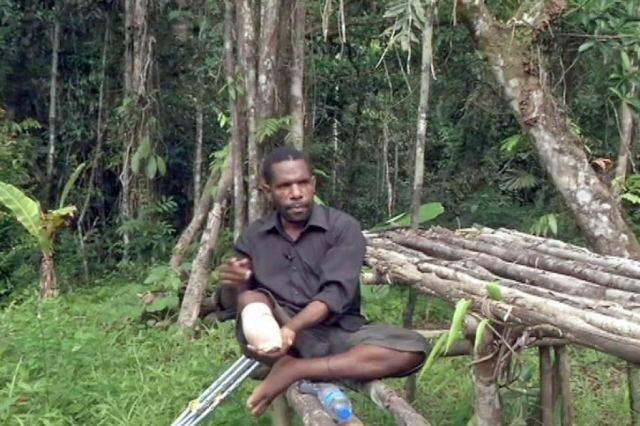 danny kogoya in vanimo