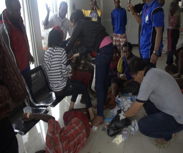 Tollikara shooting victims (photo: JPIC/WPM)